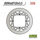 Тормозной диск NG-008