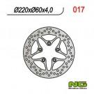 Тормозной диск NG-017