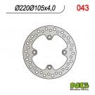 Тормозной диск NG-043