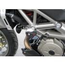 LSL crash pad mounting kit Aprilia Dorsoduro 08-