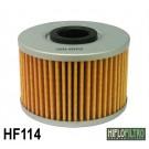 HIFLO FILTRO фильтр масляный HF114