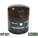 HIFLO FILTRO фильтр масляный HF551