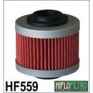 HIFLO FILTRO фильтр масляный HF559