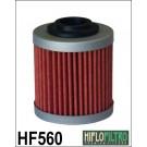 HIFLO FILTRO фильтр масляный HF560