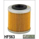 HIFLO FILTRO фильтр масляный HF563