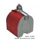 HIFLO FILTRO фильтр воздушный HFA1204