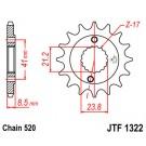 JT звезда передняя (JTF 1322-13)