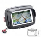 Reguliuojamas telefono / GPS laikiklis GIVI (S954B)