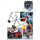 Алюминиевая подставка для заднего колеса Biketek