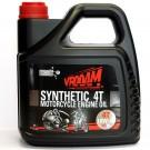 VROOAM VR50 4T синтетическое моторное масло  10W-40 4L